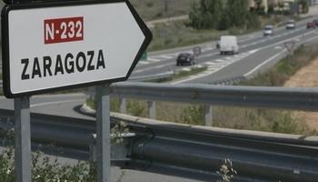 La sentencia pone en cuestión la prohibición del tráfico pesado por la N-232.