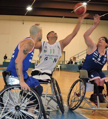 Valladolid acogerá la Euroliga 2 de baloncesto adaptado