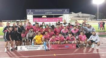 El CF Talavera estrena Trofeo de la Junta