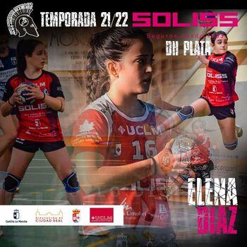 Elena Díaz, séptima renovación del Pozuelo
