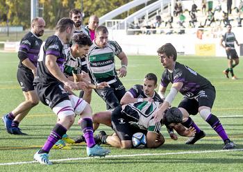 Debut de plata para el rugby