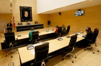 Imagen de archivo de la Comisión de las Eólicas.