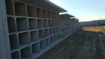 Almazán invierte en la mejora del cementerio municipal