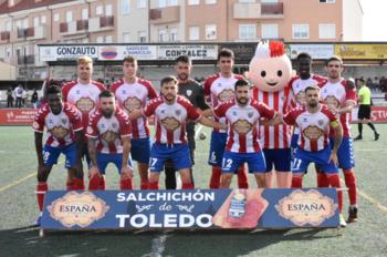 El CD Torrijos quiere enlazar otra victoria