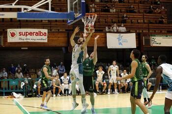 El Albacete Basket cayó con dignidad frente a un 'coco'