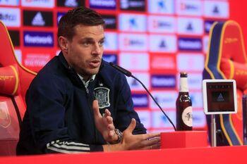«El partido contra Eslovaquia es un duelo a cara o cruz»