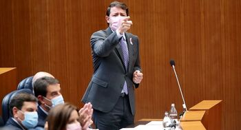 Mañueco cree que descentralizar alienta el enfrentamiento
