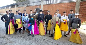 La Escuela Taurina pone el colofón al año