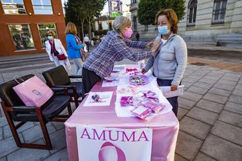 Generosidad y cariño contra el cáncer de mama