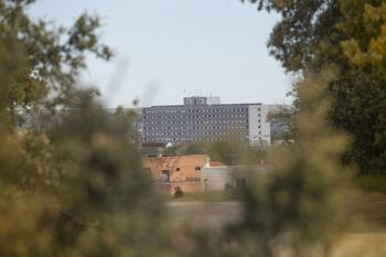 Los pacientes dan un 8,5 a  su ingreso hospitalario en Ávila