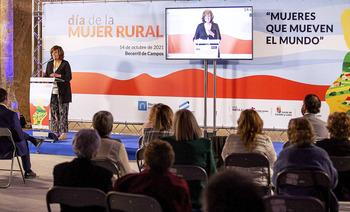 El medio rural confía su futuro a sus 39.600 mujeres