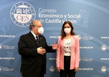 Junta y CES piden la ejecución total de los fondos europeos