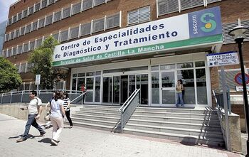 1,9 millones para el Centro Regional de Transfusiones