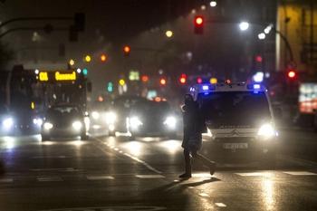 Burgos lidera las denuncias por incumplir el toque de queda