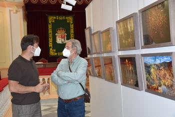 La Diputación acoge hasta el 31 de julio la muestra 'Fuego'