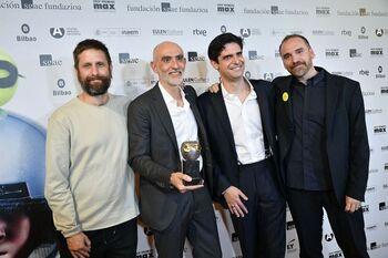 Los Premios Max coronan su edición más repartida