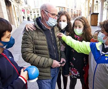 Palencia se suma al Día del Domund