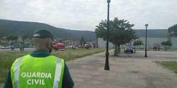 Trasladada al CHN en helicóptero una senderista