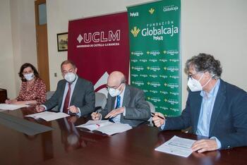 La UCLM, Globalcaja y la Junta enfocan al emprendimiento
