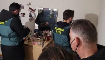 Cae en Segovia una banda especializada en robos en casas