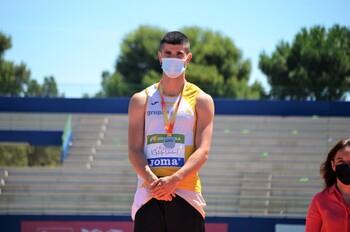 Asier Martínez, subcampeón de España, logra mínima olímpica
