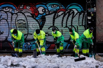 Madrid pedirá hoy al Gobierno ser declarada zona catastrófica