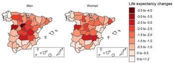 La Covid recorta la esperanza de vida dos años en Toledo