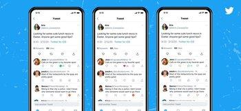 Twitter permite votar negativamente los comentarios