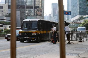 El primer condenado por la Ley de Seguridad Nacional hongkonesa