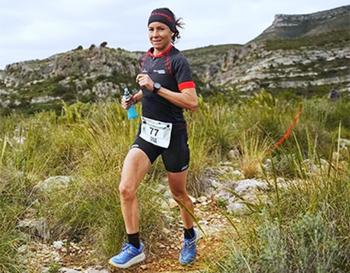 La hellinera Ana Tauste ganó el Gran Trail del Aneto