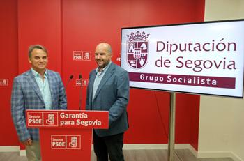 El PSOE pide a Diputación que apoye el proyecto de Defensa