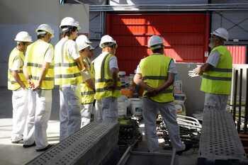 La Construcción aumenta un 10,2 por ciento los trabajadores