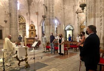 Misa en honor a San Julián