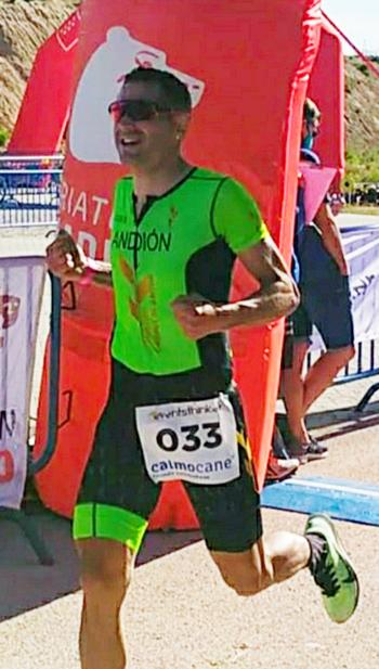 Andión, ganador en Madrid