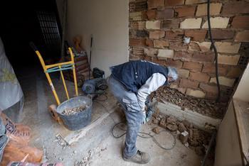 Construcción y reformas impulsan 600 empleos el último año