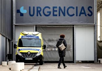 «Abusivos» servicios mínimos en la huelga de ambulancias