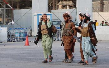 Los talibanes declaran la