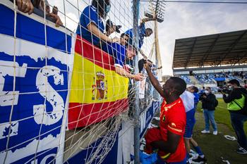 Mamadou Bah causa baja en el Calvo Sotelo