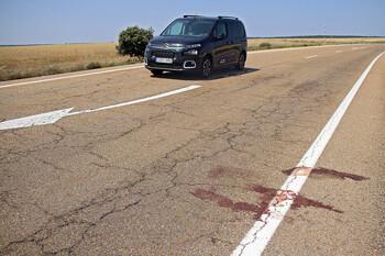 Muere un ciclista de 58 años tras ser atropellado en León