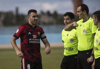 Alfredo Sualdea: «Está siendo, sin duda, mi mejor temporada»