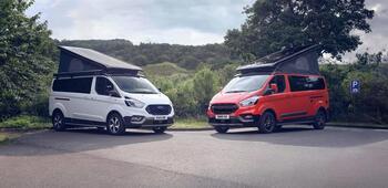 Ford amplía su gama de furgonetas camperizadas