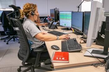 El 112 atendió 7.465 llamadas de teleasistencia hasta junio