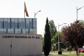 Exterior de la Comisaría del CNP.