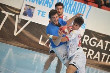 Los gladiadores azules abrirán la Asobal en Torrelavega