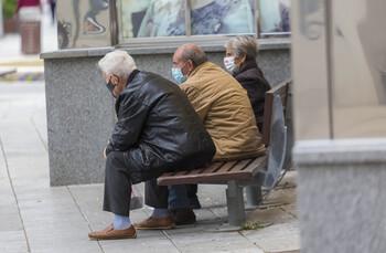 La pensión media en Albacete, 100 euros menor a la nacional