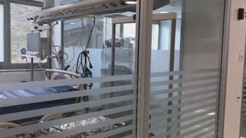 La Gerencia del hospital niega falta de equipamiento de UVI