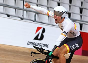 España logra su primer oro en los Juegos Paralímpicos