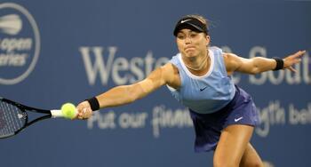Una lesión deja a Paula Badosa sin semifinales en Cincinnati