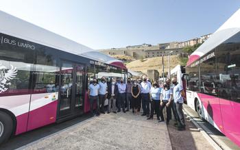 Toledo contará con autobuses eléctricos en 2023