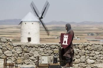 Consuegra Medieval retoma la cifra de visitantes prepandemia